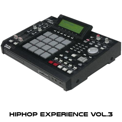 Hiphop Experience vol 3 - Rhythm Lab   Free Wav Samples