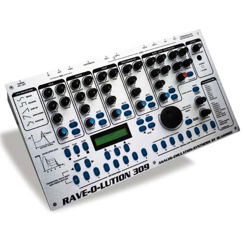 Quasimidi Rave O Lution 309 Samples Rhythm Lab Free