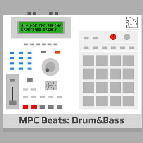 Mpc Beats Drum Amp Bass Rhythm Lab Free Wav Samples