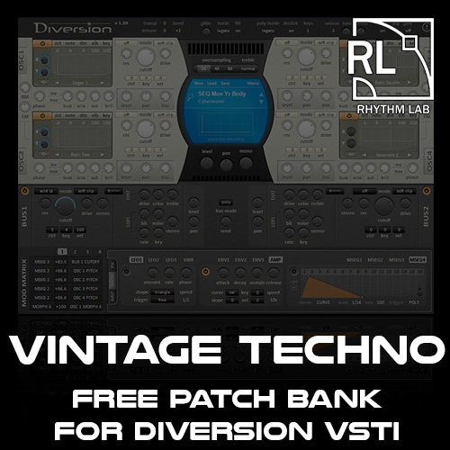 Diversion Presets Rhythm Lab Free Wav Samples Loops
