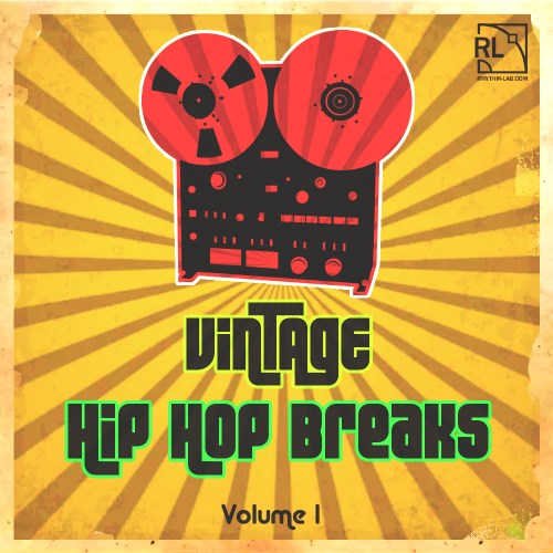 Vintage Hip Hop Breaks Vol 1 - Store - Rhythm Lab | Free Wav