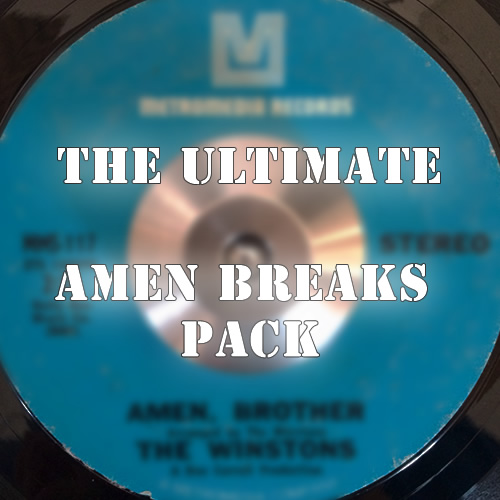 The Ultimate Amen Breaks Pack - Rhythm Lab | Free Wav