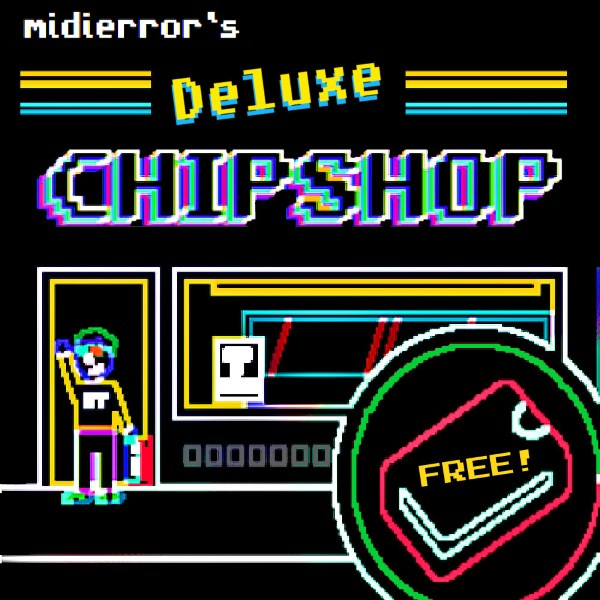 midierror's Deluxe Chipshop - Rhythm Lab | Free Wav Samples, Loops