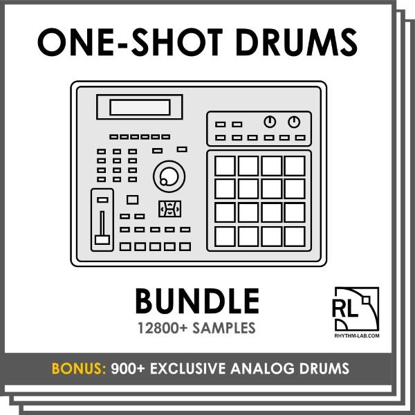 One-shot Drums Bundle - Rhythm Lab | Free Wav Samples, Loops